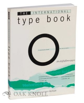 THE INTERNATIONAL TYPEBOOK
