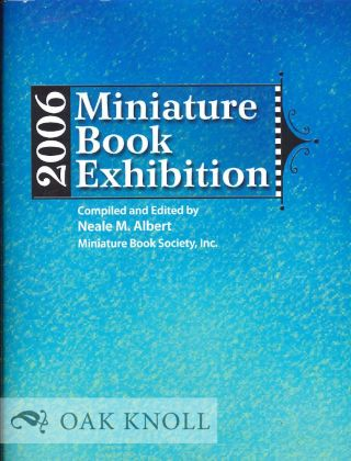 CATALOGUES OF MINIATURE BOOK COMPETITION.