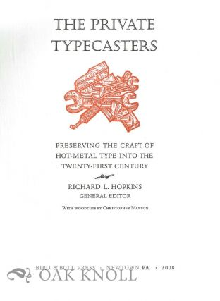 PROSPECTUS FOR THE PRIVATE TYPECASTERS