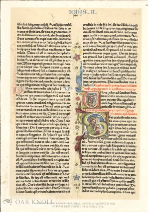 A HISTORY OF THE ART OF PRINTING FROM ITS INVENTION TO ITS WIDE-SPREAD DEVELOPMENT IN THE MIDDLE OF THE SIXTEENTH CENTURY.