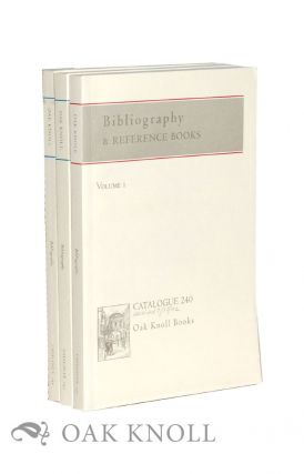 BIBLIOGRAPHY & REFERENCE BOOKS