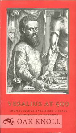 VESALIUS AT 500. Philip Oldfield.