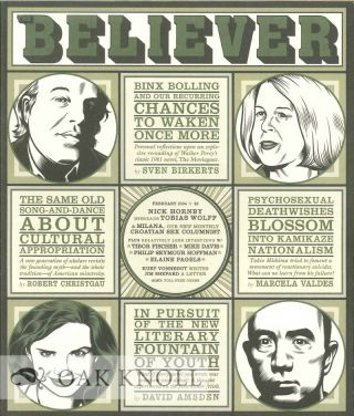 BELIEVER 10. (THE