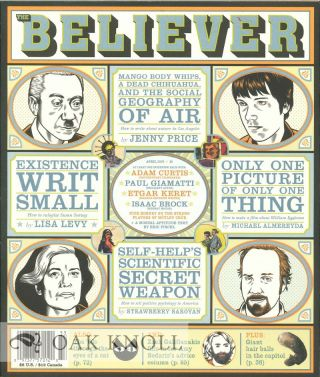 BELIEVER 33. (THE