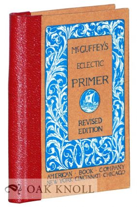MCGUFFEY'S ECLECTIC PRIMER.