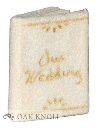 Wedding keepsake