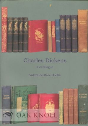 CHARLES DICKENS A CATALOGUE