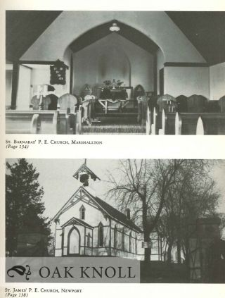 THE CHURCHES OF DELAWARE.