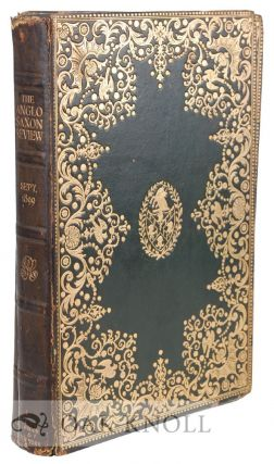 THE ANGLO SAXON REVIEW, A QUARTERLY MISCELLANY. VOLUME II. Lady Randolph Spencer Churchill.