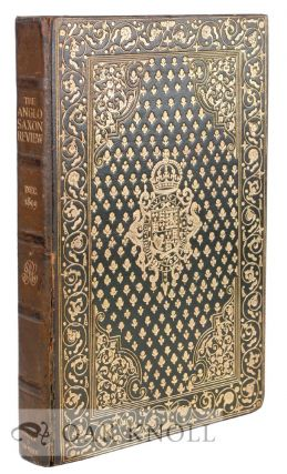 THE ANGLO SAXON REVIEW, A QUARTERLY MISCELLANY. VOLUME III. Lady Randolph Spencer Churchill.