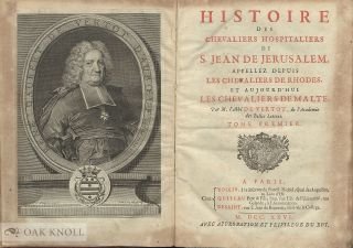 A PUBLISHING HISTORY OF A PROHIBITED BEST-SELLER:THE ABBÉ DE VERTOT AND HIS HISTOIRE DE MALTE.