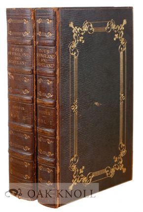 A BIBLIOGRPAPHICAL ANTIQUARIAN AND PICTURESQUE TOUR IN THE NORTHERN COUNTIES OF ENGLAND AND IN...