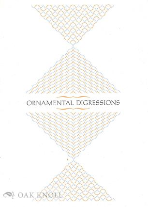 ORNAMENTAL DIGRESSIONS.