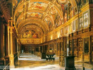THE ARCHITECTURE OF LIBRARIES IN WESTERN CIVILIZATION: FROM THE MINOAN ERA TO MICHELANGELO