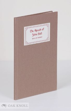THE SPEECH OF JOHN BALL
