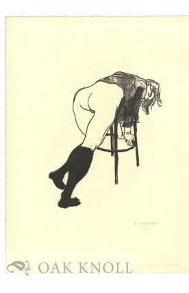 THE EROTIC DRAWINGS OF SAM CLAYBERGER.