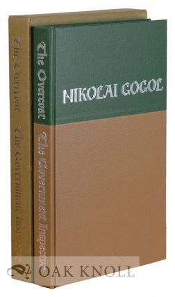 THE OVERCOAT. THE GOVERNMENT INSPECTOR. Nicolai V. Gogol
