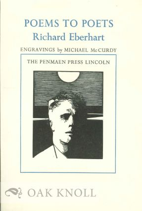 Miscellaneous Ephemera--the Penmaen Press