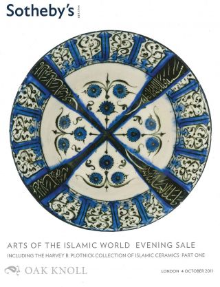 ART OF THE ISLAMIC WORLD. Sotheby's