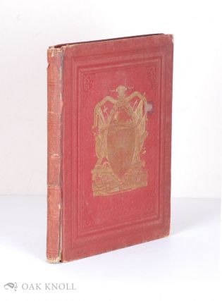 AMERICAN HISTORICAN AND LITERARY CURIOSITIES; CONSISTING OF FAC-SIMILES OF ORIGINAL DOCUMENTS...