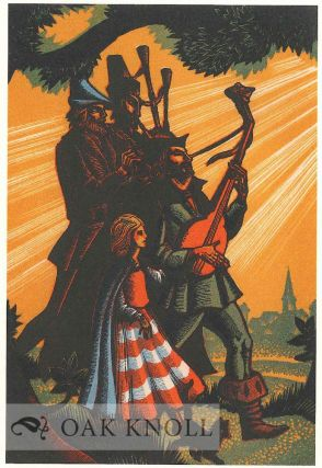 ILLUSTRATED BY LYND WARD.