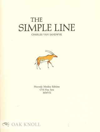 THE SIMPLE LINE.