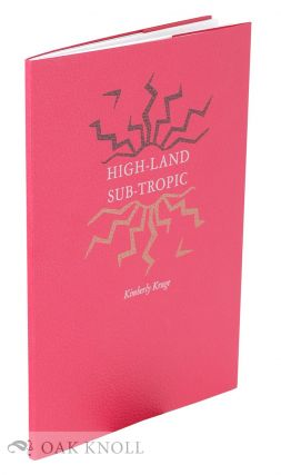 HIGH-LAND SUB-TROPIC.