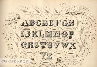 Fine French Calligraphic Manuscript.
