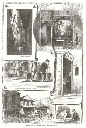 PAUL FRENZENY'S CHINATOWN SKETCHES: AN ARTIST'S FASCINATION WITH SAN FRANCISCO'S CHINESE QUARTER, 1874-1882.