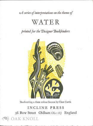 Prospectus for A SERIES OF INTERPRETATIONS ON THE THEME OF WATER