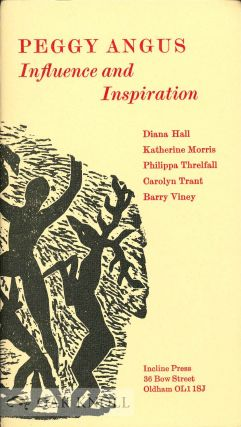 PEGGY ANGUS: INFLUENCE AND INSPIRATION. Diana et. al Hall