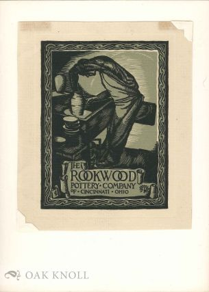 THE ROOKWOOD POTTERY COMPANY.