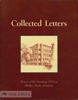 COLLECT LETTERS