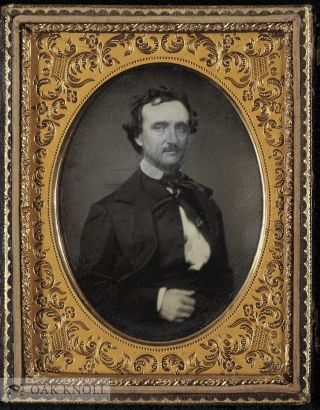 EDGAR ALLAN POE IN 20 OBJECTS FROM THE SUSAN JAFFE TANE COLLECTION