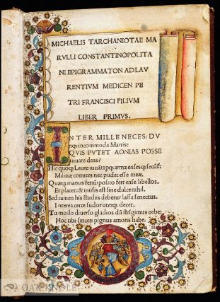 INTELLECTUAL ROUTES OF THE GREEKS THROUGH THE MANUSCRIPT AND PRINTED BOOK. VOL. I: 13TH TO MID-16TH CENTURIES