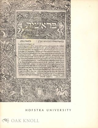 THE JEWISH PEOPLE CONTINUITY AND CHANGE: AN EXHIBITION OF JUDAICA DRAWN FROM VARIOUS PRIVATE AND...