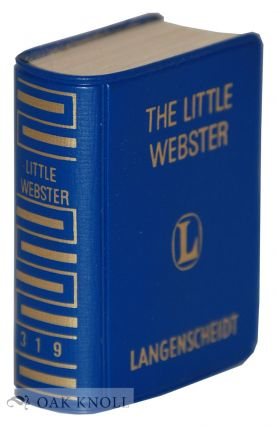 LANGENSCHEIDT LILLIPUT WEBSTER