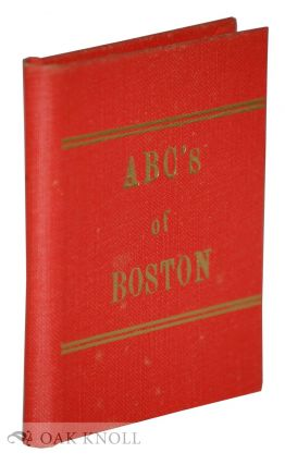 ABC'S OF BOSTON