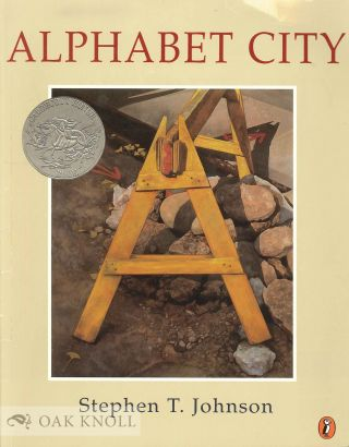 ALPHABET CITY. Stephen T. Johnson