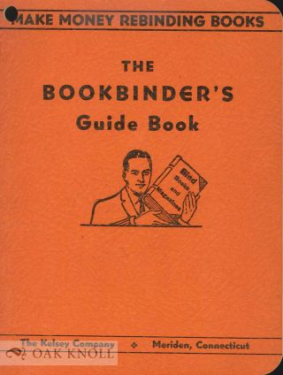 THE BOOKBINDER'S GUIDE BOOK