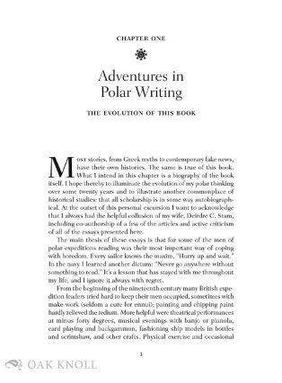 ADVENTURES IN POLAR READING