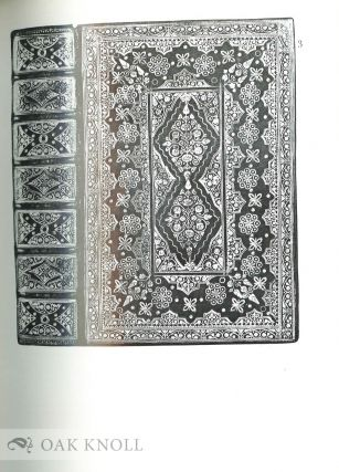 BRITISH BOOKBINDINGS PRESENTED BY KENNETH H. OLDAKER TO THE CHAPTER LIBRARY OF WESTMINSTER ABBEY.