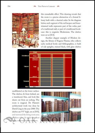 THE PRIVATE LIBRARY: THE HISTORY OF THE ARCHITECTURE AND FURNISHING OF THE DOMESTIC BOOKROOM
