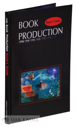 BOOK PRODUCTION BUYER'S GUIDE