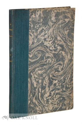 THE STUDIO: SPECIAL WINTER-NUMBER 1899-1900. MODERN BOOKBINDINGS AND THEIR DESIGNERS