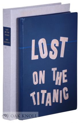 LOST ON THE TITANIC. Rob Shepherd