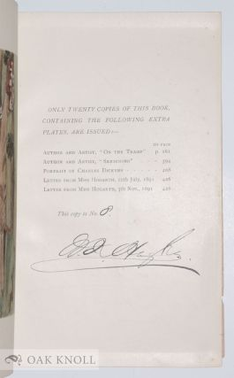 A WEEK'S TRAMP IN DICKENS-LAND. TOGETHER WITH PERSONAL REMINISCENCES OF THE 'INIMITABLE BOZ' THERIN COLLECTED.