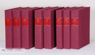 COMPLETE SET OF CAPTAIN JAMES COOK'S THREE VOYAGES, WITH ATLAS
