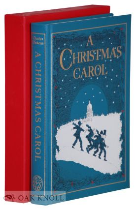 A CHRISTMAS CAROL IN PROSE BEING A GHOST STORY OF CHRISTMAS. Charles Dickins