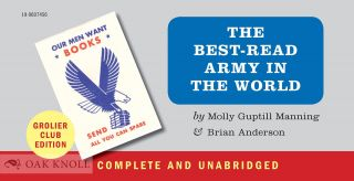 THE BEST-READ ARMY IN THE WORLD.